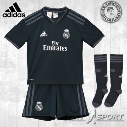 KIT REAL MADRID 2ª...